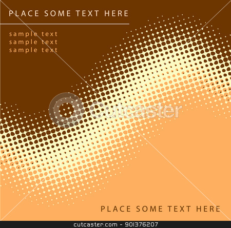 Abstract background stock vector clipart, Abstract background with place for your text by orson