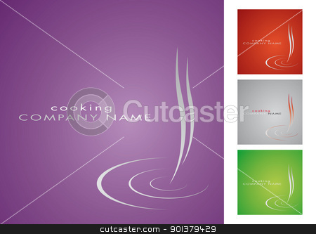 Menu restaurant stock vector clipart, Background for restauration, fast food, gastronomy by tristanbm