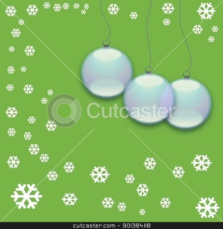 green  stock photo,  abstract art background ball blue celebration christmas clip cold color culture curve  by tijana90