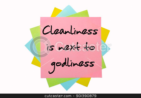 ... -written-on-bunch-of-s.jpg Essay on cleanliness is next to godliness