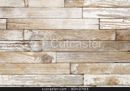 old grunge painted wood stock photo, grunge wood background with old white painted planks by Marek Uliasz