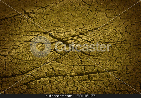 Global warming stock photo, Global warming effects by vtorous