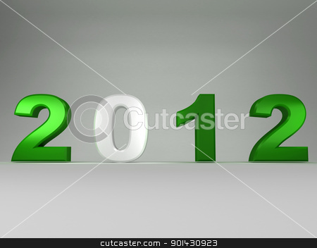 New Year 2012 stock photo, New Year 2012 by moatsem059