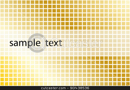 Vector abstract background. Gradient mosaic tamplate. stock vector clipart, Vector abstract background. Gradient mosaic tamplate. by mozzyb
