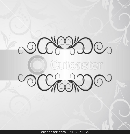 Illustration vintage background stock vector clipart, Illustration vintage background card for design - vector by -=Mad Dog=-