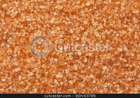 sand grain at 3x life-size stock photo, sand grain at 3 times life-size magnification, a sample from Coral Pink Sand Dunes State Park, Utah by Marek Uliasz