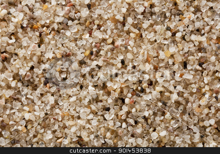 sand grain at 4x life-size stock photo, quartz sand grain at 4 times life-size magnification, a sample from Great Sand Dunes National Park, Colorado by Marek Uliasz