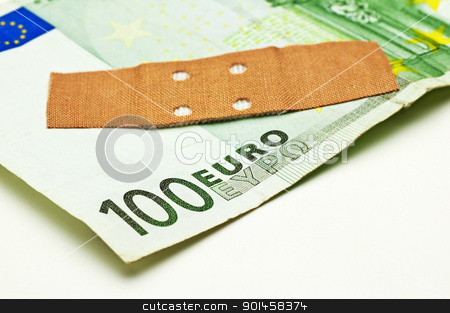 the ill Euro stock photo, the ill Euro by Hans-Joachim Schneider