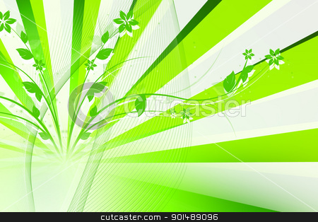 Digital illustration of color in abstract background stock photo, Digital illustration of color in abstract background by dileep