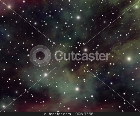 Universe stock photo, Image, illustration of the beautiful immense universe. by Edvard Molnar