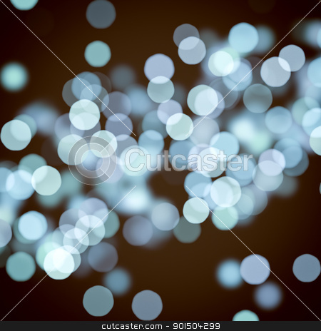 natural bokeh background stock photo, An image of a cool lights bokeh background by Markus Gann