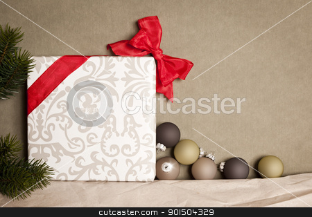 christmas gift stock photo, An image of a nice christmas gift by Markus Gann