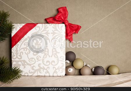 christmas gift stock photo, An image of a nice christmas gift by Markus Gann