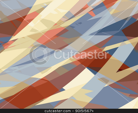 Colorful background stock vector clipart, Abstract editable vector background of many colors by Robert Adrian Hillman
