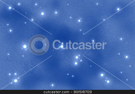 Starfield background stock photo, A generic starfield background. by Michael Osterrieder