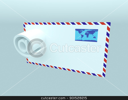 E-mail  stock photo, E-mail  by dacasdo