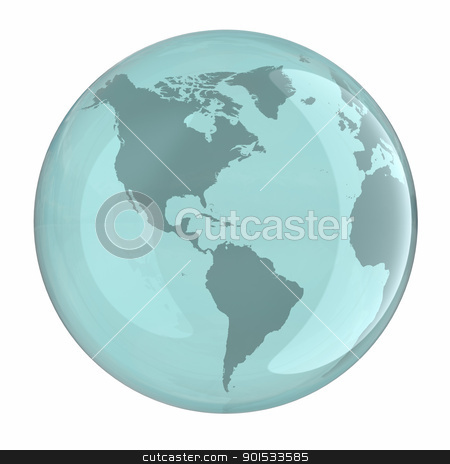 World Map stock photo, World Map by ayzek