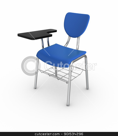 Desk stock photo, Desk by ayzek