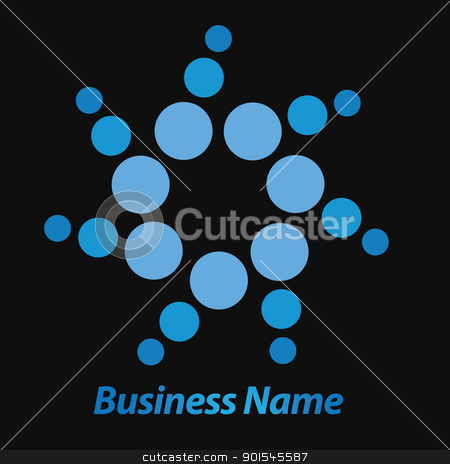 Business logo design stock photo, Business logo design by Nabiilah Rahman