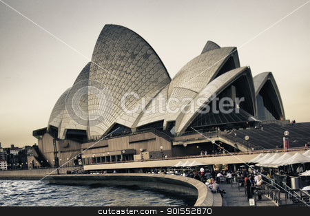 Architecture detail of Sydney stock photo, Architecture detail of Sydney, Australia by Giovanni Gagliardi