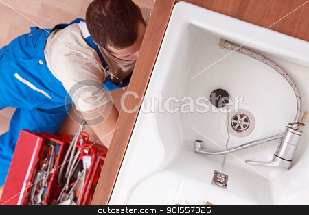 view of a plumber stock photo, view of a plumber by photography33