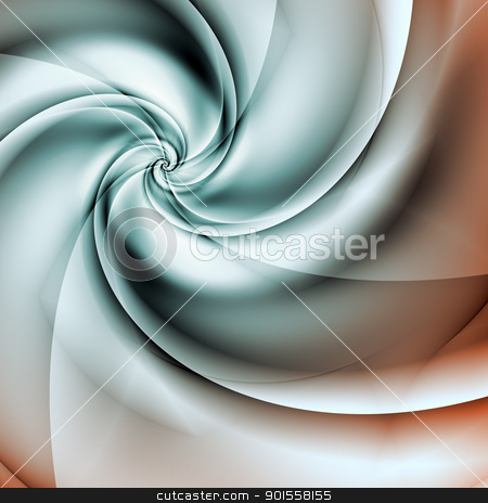 stylish spiral background stock photo, An background image of a stylish spiral background by Markus Gann