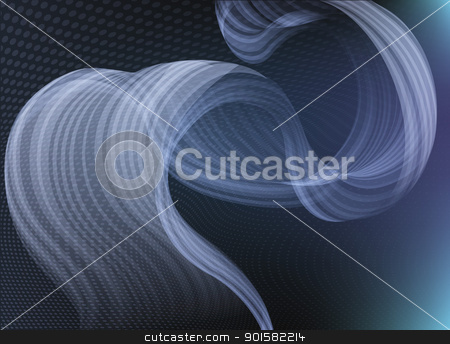 Smoke abstract background stock vector clipart, An abstract background featuring an abstract smoke like shape  by Christos Georghiou