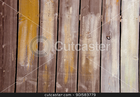Background rural farm building wall wooden planks  stock photo, Background of old rural farm building wall made of wooden planks.  by sauletas