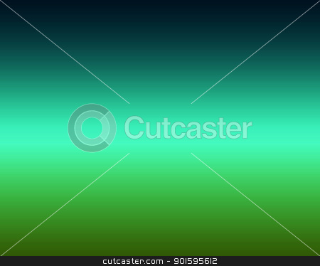 Natures Natural Color Stripes stock photo, Natures Natural Green and Blue Color Stripes Background by Snap2Art