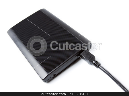 electronic gadget stock photo, gadget isolated on white background by Petr Malyshev