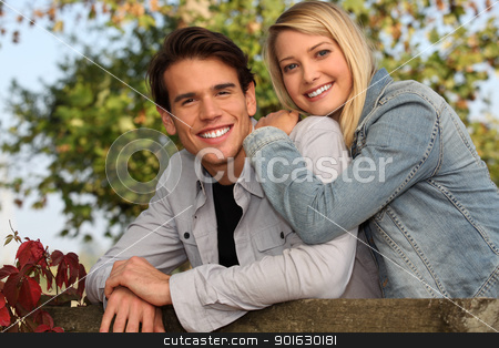 Happy couple stock photo, Happy couple by photography33