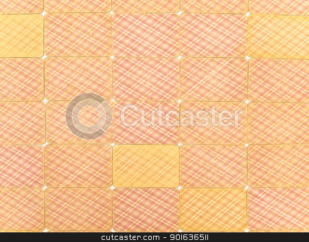 cards  stock photo, Photo of the playing cards background  by Sergej Razvodovskij