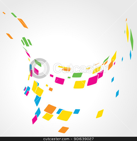 vector abstract stock vector clipart, vector abstract background design art by pinnacleanimates