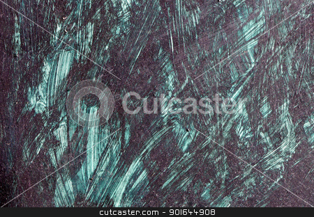 Background of painting painted in black paint  stock photo, Background of painting painted in black paint. Closeup of art.  by sauletas