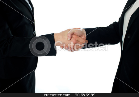 Business deal, handshake stock photo, Business deal, handshake. Closeup shot by Ishay Botbol