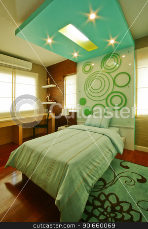 child bedroom stock photo,  by audfriday13