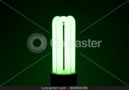 Compact Fluorescent Portable stock photo,  by audfriday13