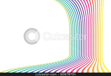 Abstract bacgkround stock vector clipart, Abstract vector background. by vtorous