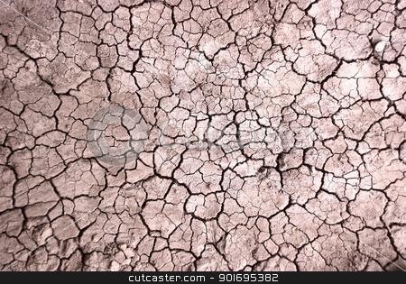 dry soil texture  stock photo, dry soil texture  by photomyheart