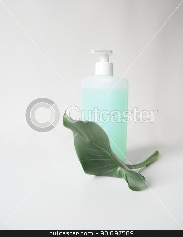 Bodycare  stock photo, bodycare products  by Vanessa GF
