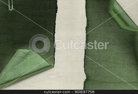 scrapbook  stock photo, scrapbook background.Old paper with different textures. by Vanessa GF