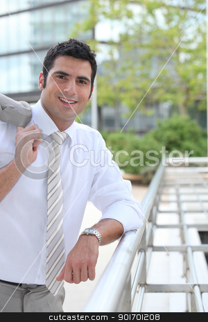 Businessman stock photo, Businessman by photography33