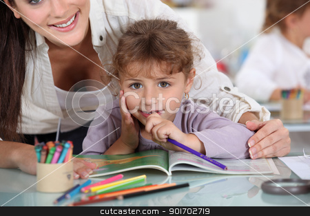 Day care center stock photo, Day care center by photography33