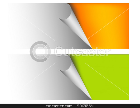 vector sticker - price tag - notice stock vector clipart, Image of the stickers - price tag - annotation by Siloto
