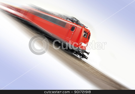 Train models, transport concept stock photo, Train models, transport concept by fikmik