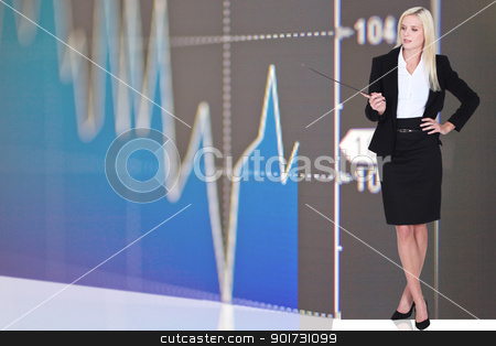 Woman stood by stock update stock photo, Woman stood by stock update by photography33