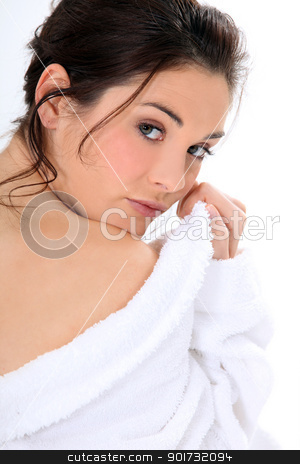 Brunette beauty stock photo, Brunette beauty by photography33