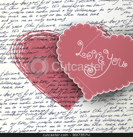 Valentines day background. stock vector clipart, Valentines day background. by pashabo
