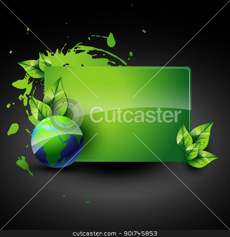 vector earth stock vector clipart, vector earth design illustration. Eps10 artwork by pinnacleanimates