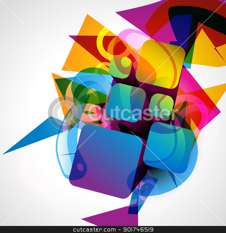 fantastic eps10 vector stock vector clipart, fantastaic eps10 colorful vector illustration by pinnacleanimates